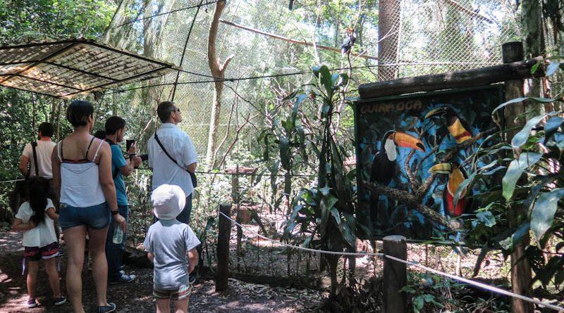 Centro de Rescate, Rehabilitación y Recría de Fauna Silvestre Güirá Oga