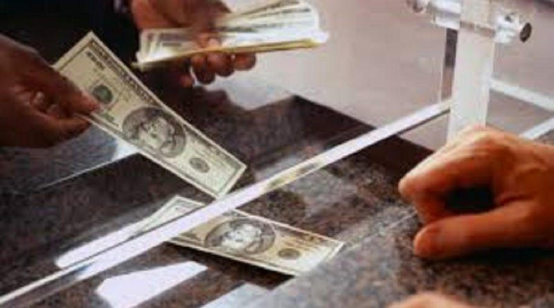 Dolares en cuentas Bancarias