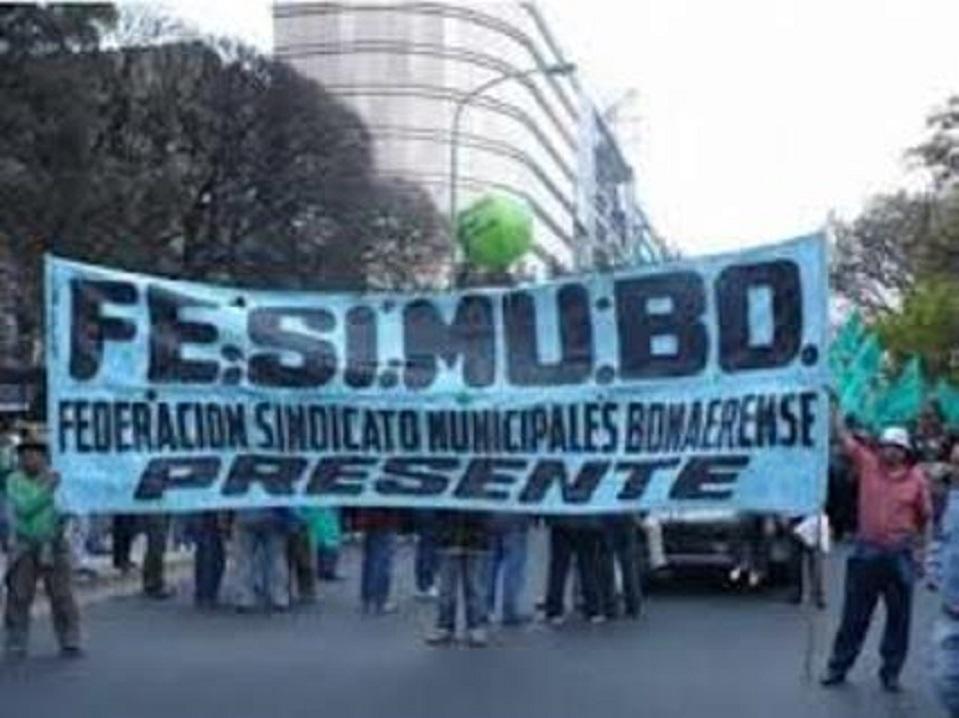 Federación de Sindicatos Municipales Bonaerense
