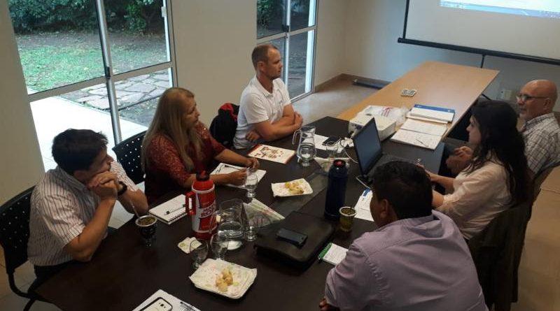 Mesa Cuatripartita Regional del Té y la Yerba Mate en el marco del Programa Nacional por Rama de Actividades (PRONAPRE)