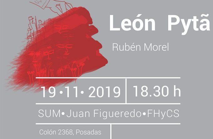 Presentación del Libro León Pyta