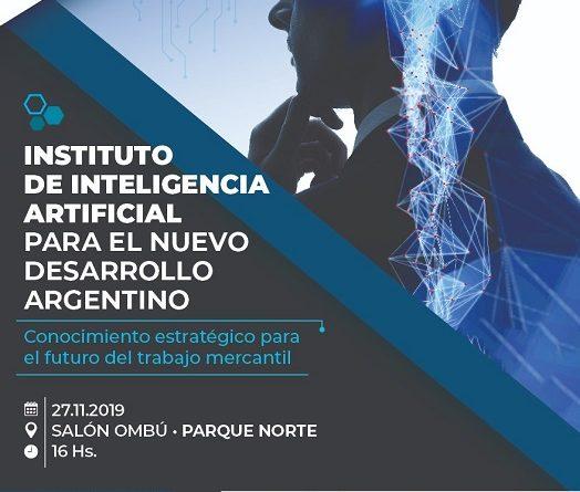 Lanzamiento del Instituto