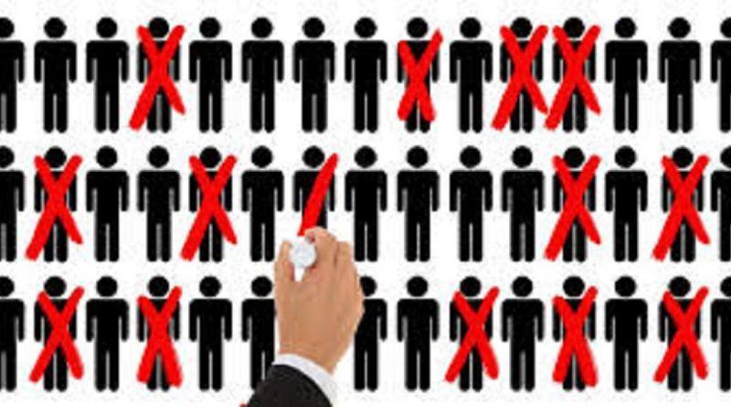 Despidos de empleados