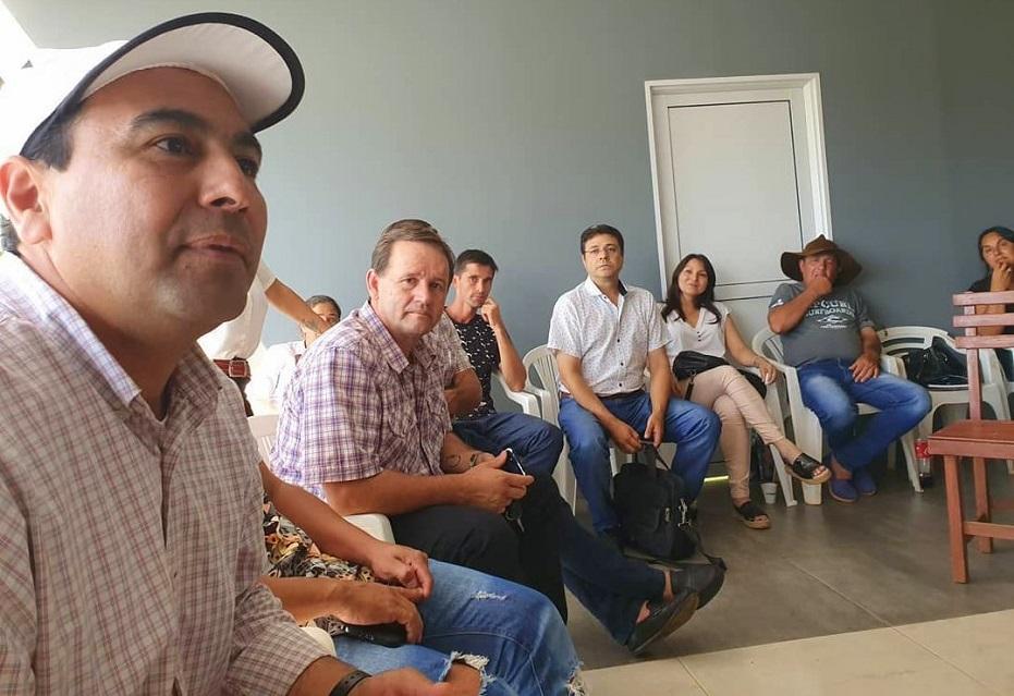Encuentro Provincial del PAyS en San Vicente