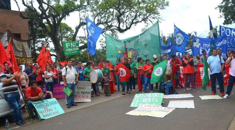 Organizaciones Campesinas en Posadas