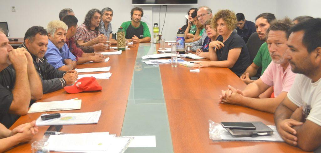 Organizaciones Campesinas en la Cámara de Diputados de la Provincia