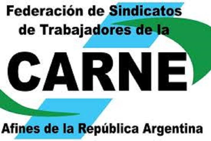 LOGO-La Federación de Obreros y Empleados de la Carne y sus Derivados de la República Argentina.