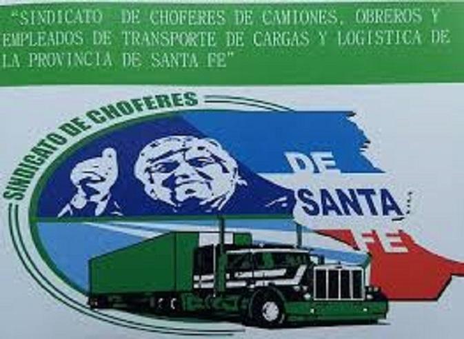 LOGO-Sindicato de Choferes de Camiones, Obreros y Empleados de Transporte de Cargas y Logística de la Provincia de Santa Fe