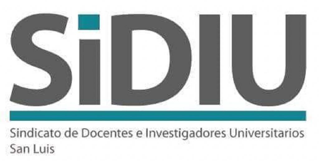 LOGO-Sindicato de Docentes e Investigadores Universitarios de San Luis.