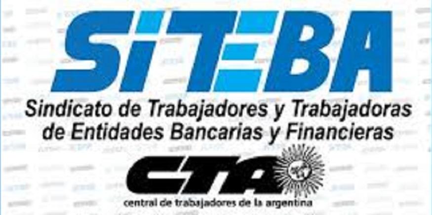 LOGO- Sindicato de Trab.de Entidades Bancarias y Financieras de la República Argentina