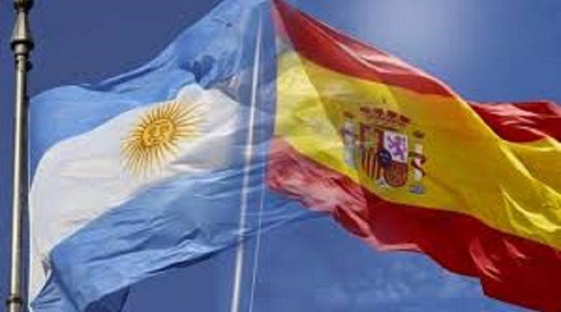 Cooperación Argentina - España