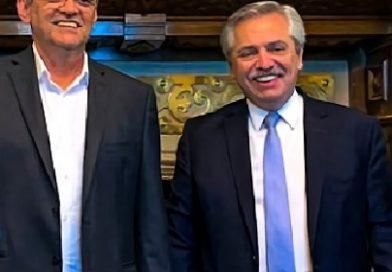 El presidente de la Nación Alberto Fernández -Rafael Freire