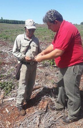 La Delegación del RENATRE en la Provincia de Misiones fiscalizó las condiciones de registración en establecimientos rurales