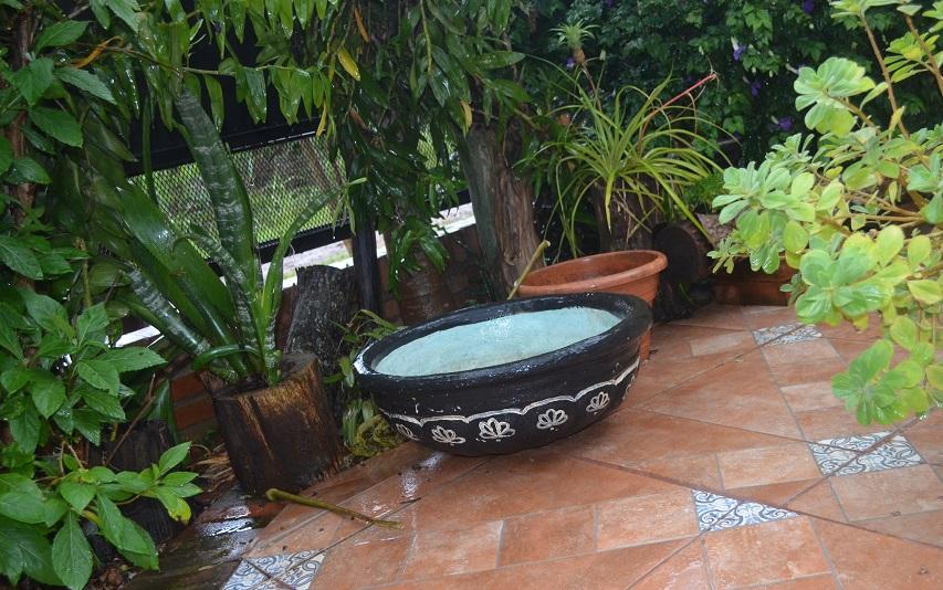 Recolección de agua de lluvia con el fin de que sea reutilizarla para determinados usos