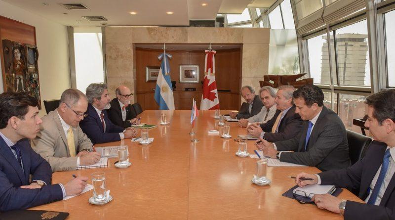 Ambas delegaciones destacaron la buena sintonía y el diálogo entre los gobiernos