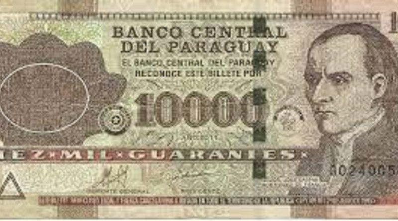 Donaciones de legisladores Paraguayos