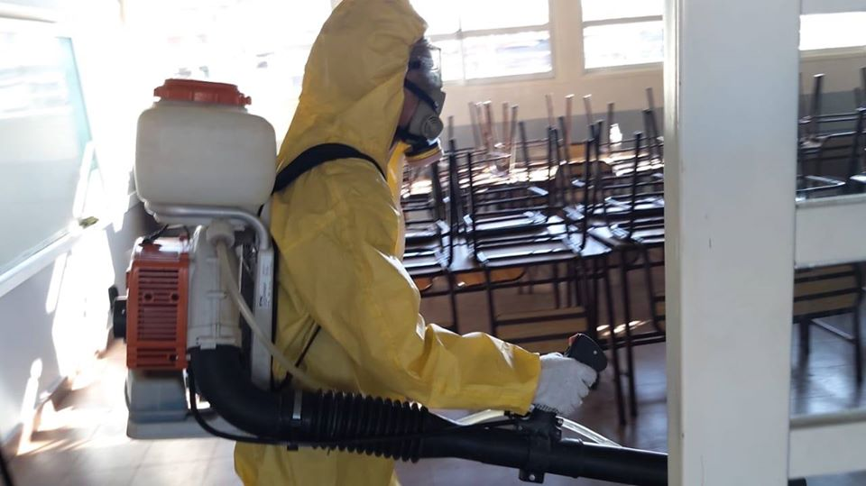 Emergencia Epidemiológica y Sanitaria - Lucha contra el mosquito Aedes Aegypti