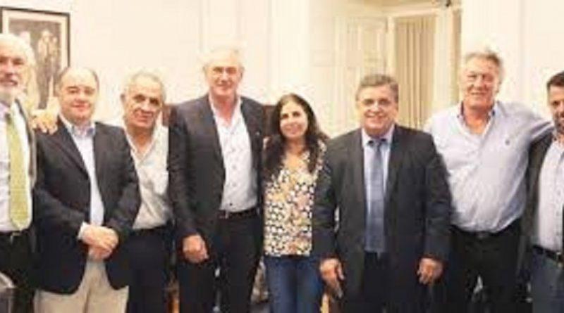 Diputados Nacionales Radicales Anti Aportes Sindicales