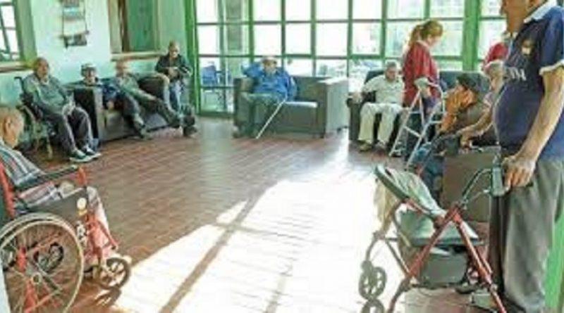 Geriátrico y hogares de ancianos