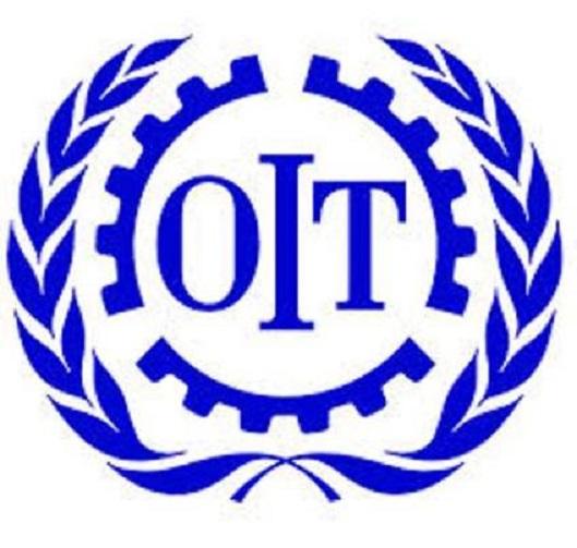 OIT-organización Internacional del Trabajo- LOGO