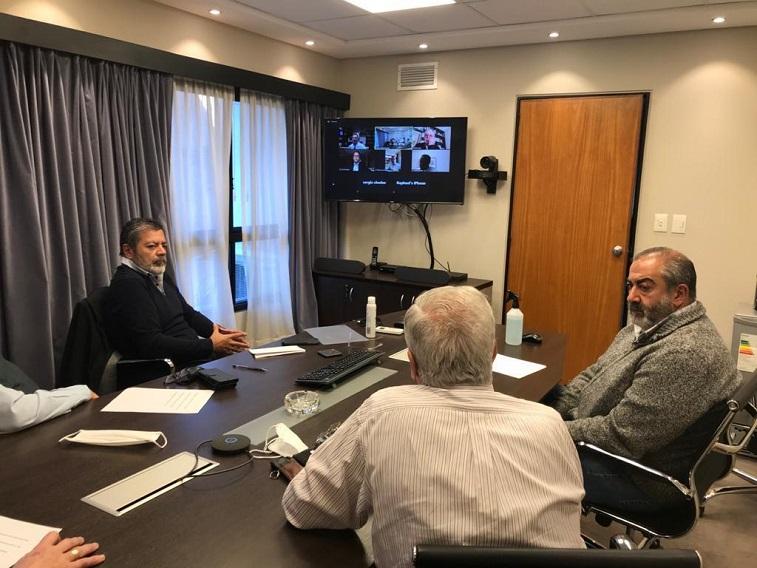 CGT- FMI Sec. Grales, en Videoconferencia