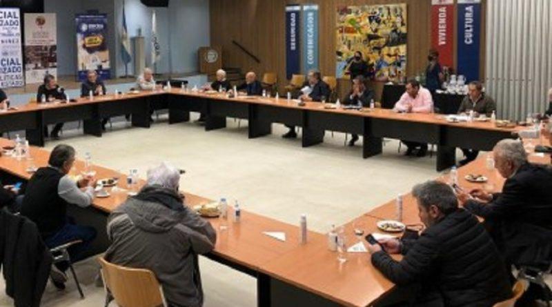 Dialogo social institucionalizado
