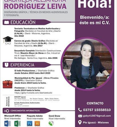 G.A Rodríguez Leiva