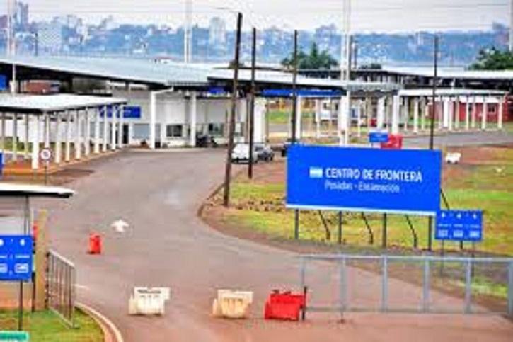 Manera inteligente de reabrir los límites con Argentina en las ciudades fronterizas entre Itapúa y Posadas, Argentina