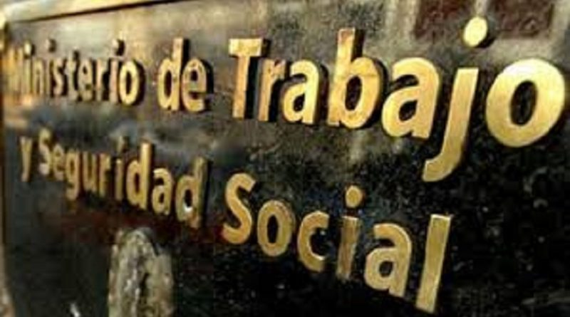 Ministerio de Trabajo y Seguridad social