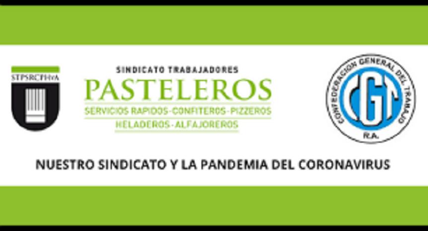 Pasteleros - covid 19