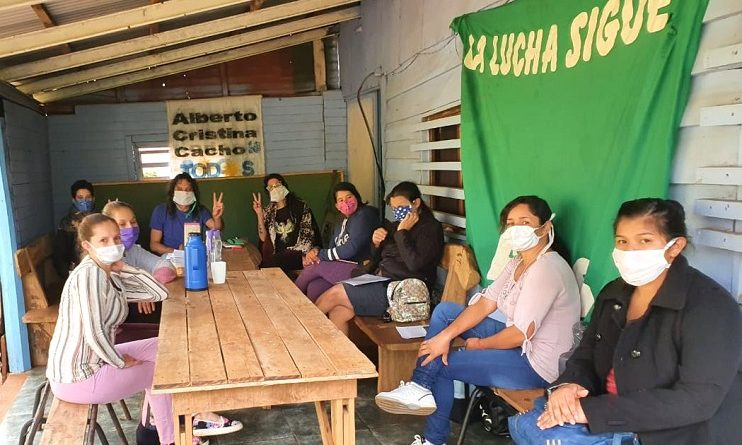 Referentes de comedores y merenderos de barrios de Apóstoles reclaman alimentos