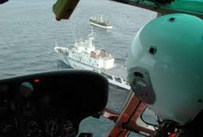 Buques pescando en las 200 millas de Malvinas, que es zona usurpada