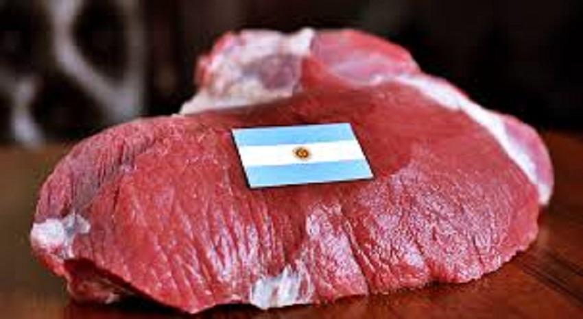 Carne vacuna Argentina de exportación con certificación kosher