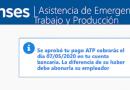 Fecha de pago del ATP