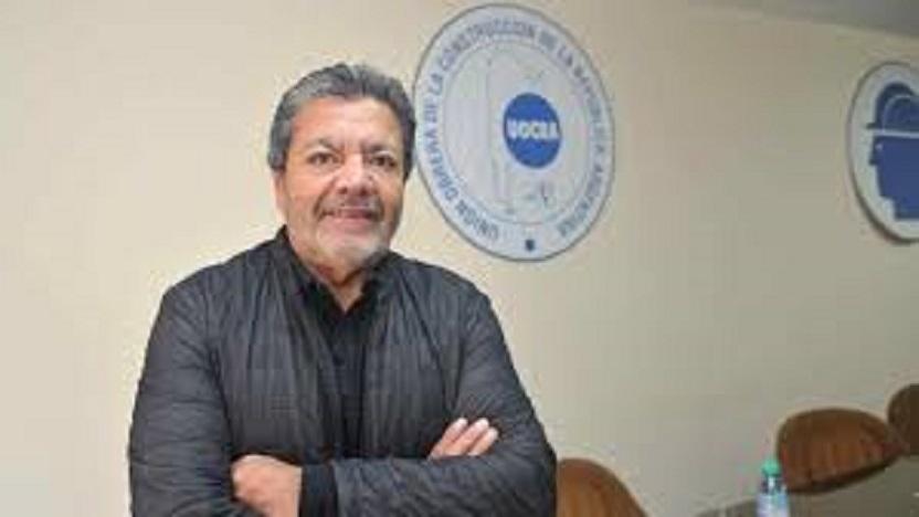 Gerardo Martínez Sec. Gral UOCRA