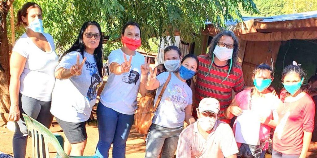 Reconocimiento a las organizaciones sociales que trabajan en barrios populares