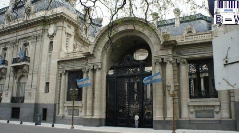 Cancillería - Palacio San Martín