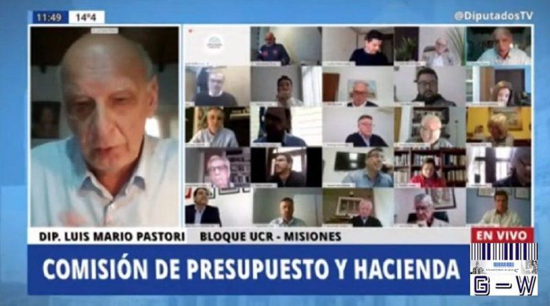 Comisión de Presupuesto y Hacienda - Congreso de la Nación Argentina
