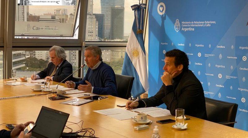 Conferencia interministerial con 18 países