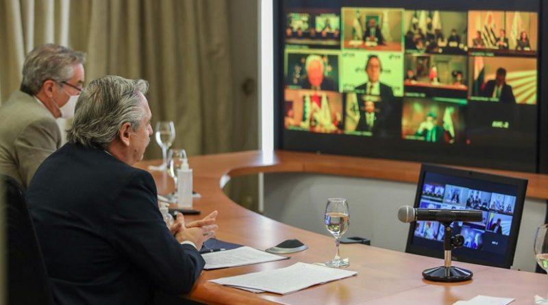 Cumbre de Jefes de Estado del Mercosur y Estados Asociados
