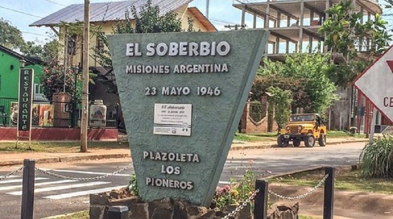 El Soberbio -