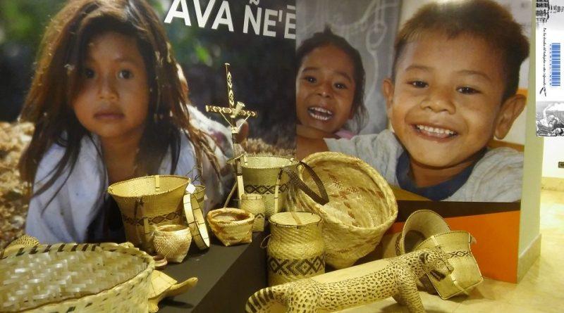 Etnoturismo indígena en la selva de la Cultural Mbya Guaraní