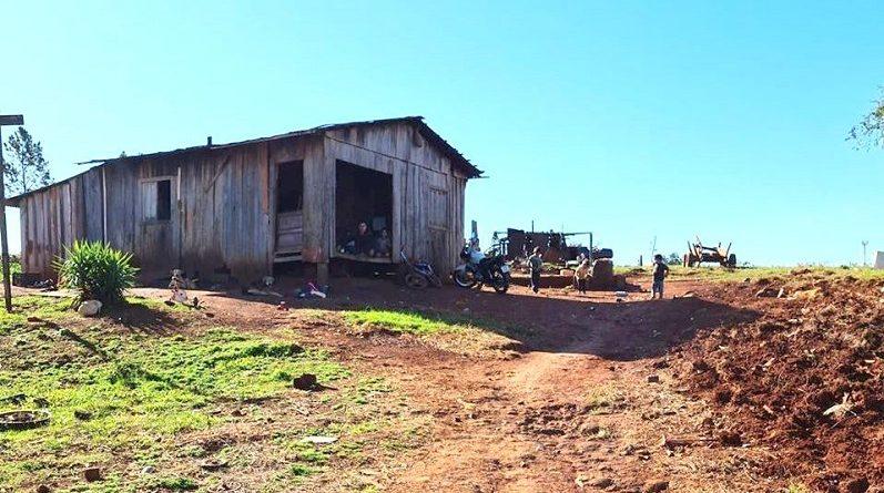 La Picada Zulma, San Vicente reclaman conexión de luz
