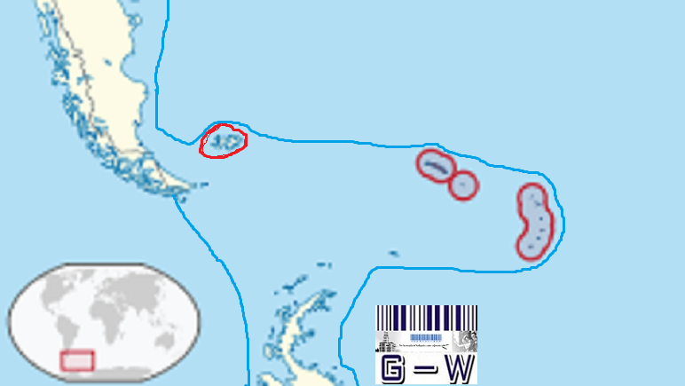 Las islas Malvinas-Georgias del Sur-Sandwichs y Espacios Marítimos Circundantes