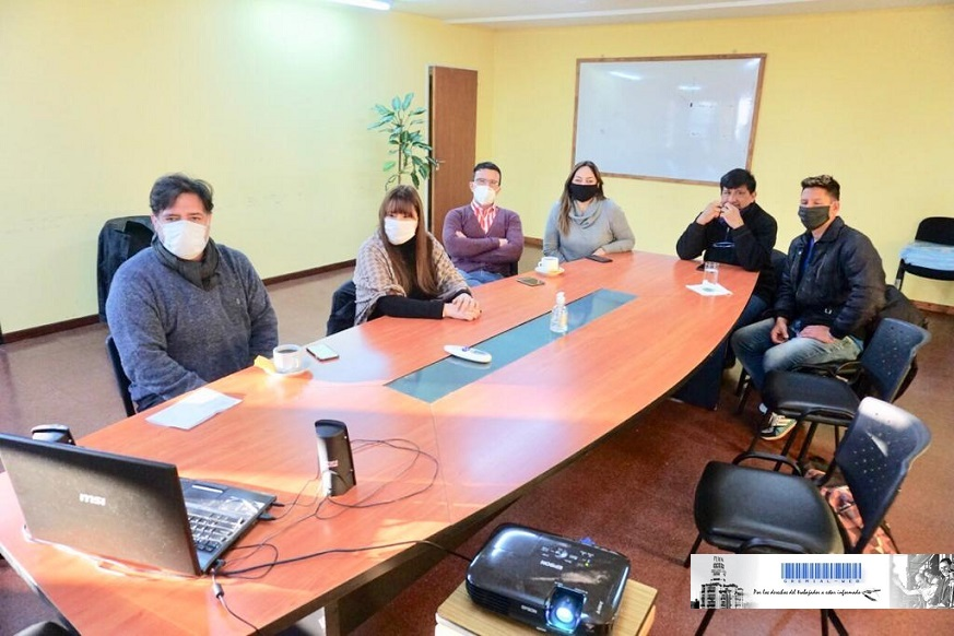 Mesa provincial de Empresas Recuperadas por sus Trabajadores
