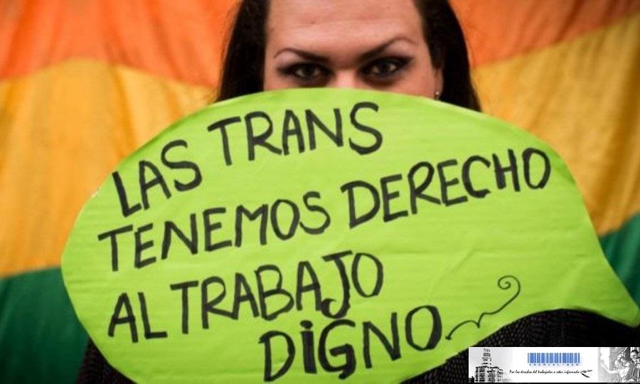 Políticas de Género y Diversidad inclusión laboral trans.