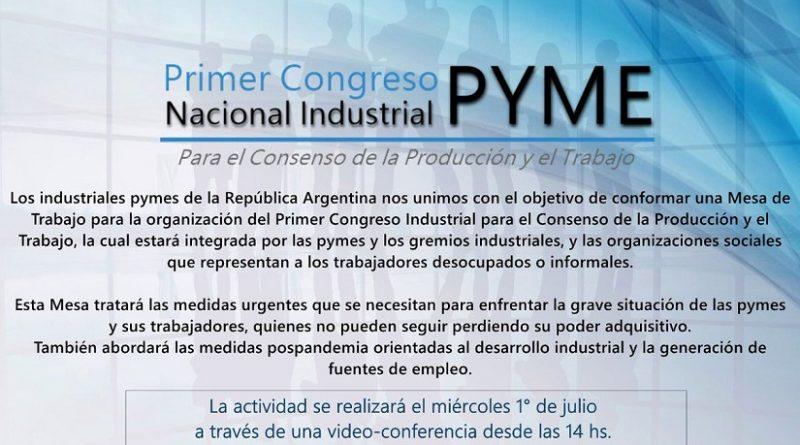 Primer Congreso Industrial