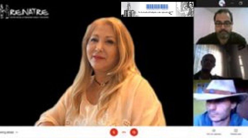 Reunión virtual sobre los Programas Nacionales por Rama de Actividades (ProNaPre)