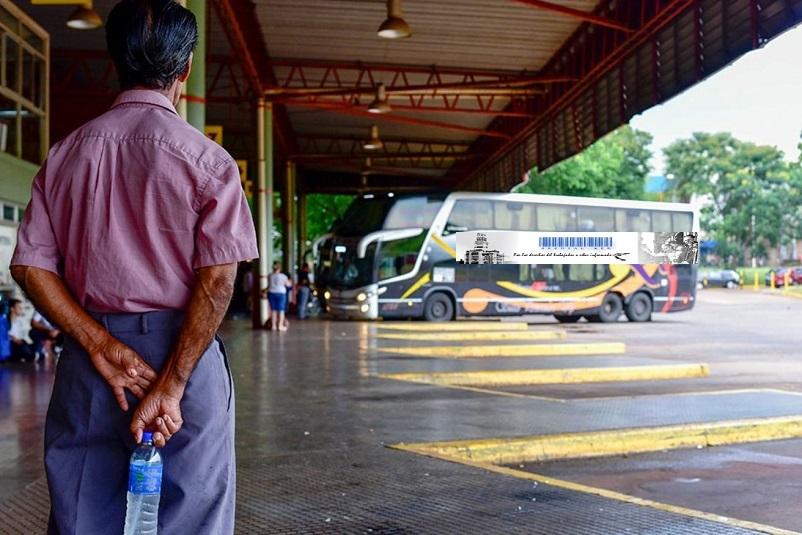 Transporte de media distancia de Misiones