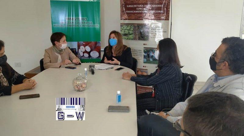 convenio de cooperación de apoyo a emprendedores misioneros